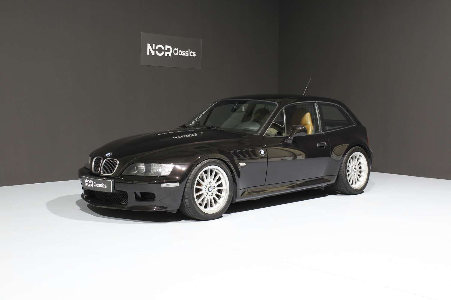 BMW E36/8 Z3 Coupe 3.0i 2001