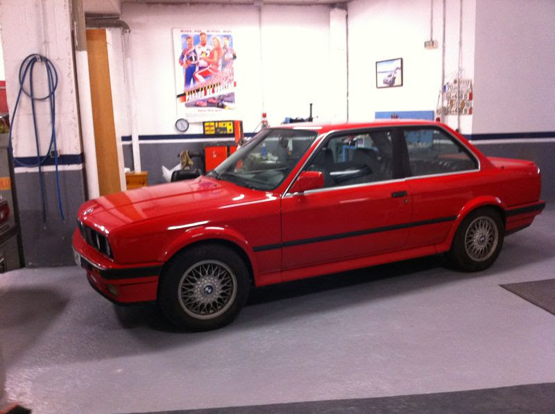 BMW E30 325IX FULL 1990