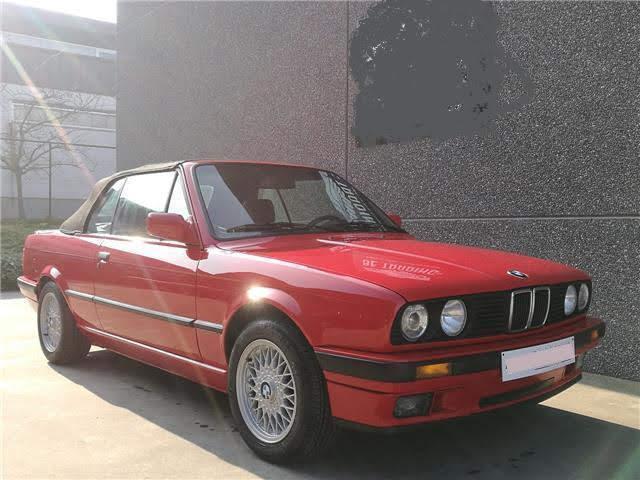 BMW E30 318i 1990 Cabriolet