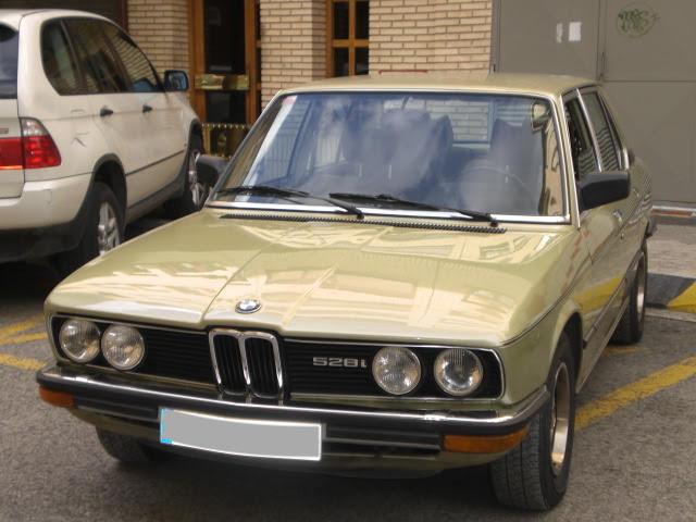 BMW E12 528i 1979