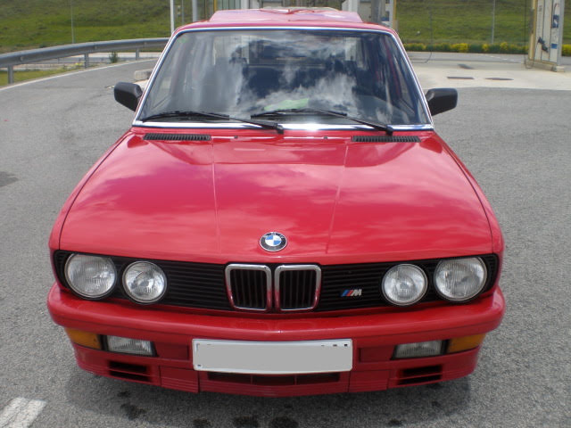 BMW E28 M535i M5 Engine 1985