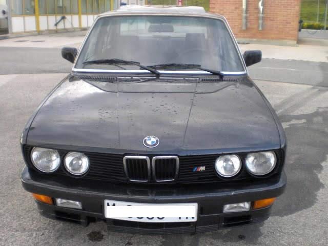 BMW E28 M535i 1986