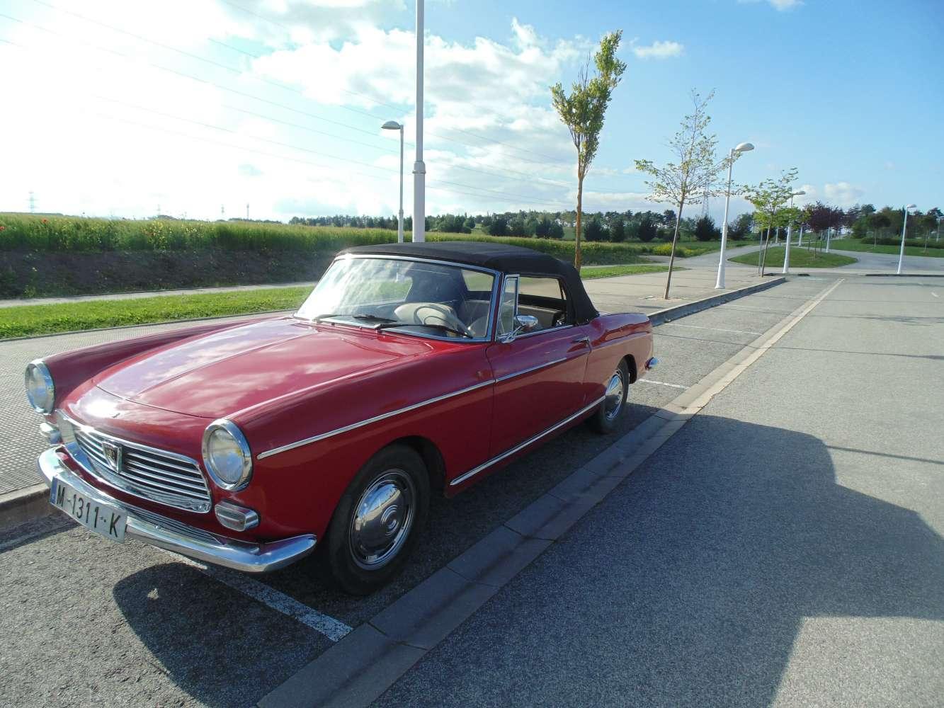 Peugeot 404 Cabriolet 1965