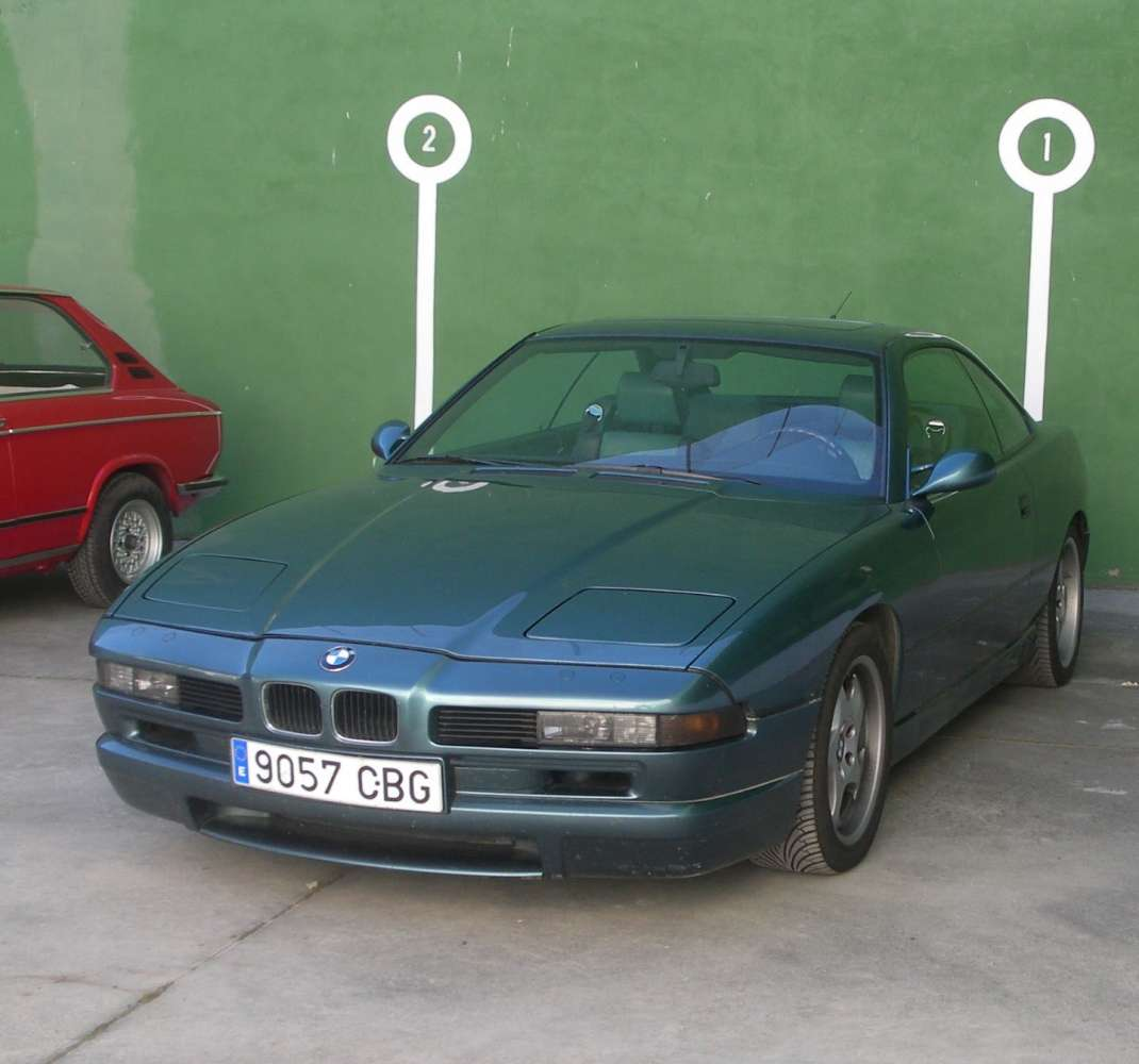 BMW E31 850CSI 150,000 Kms  NorClassics Collection