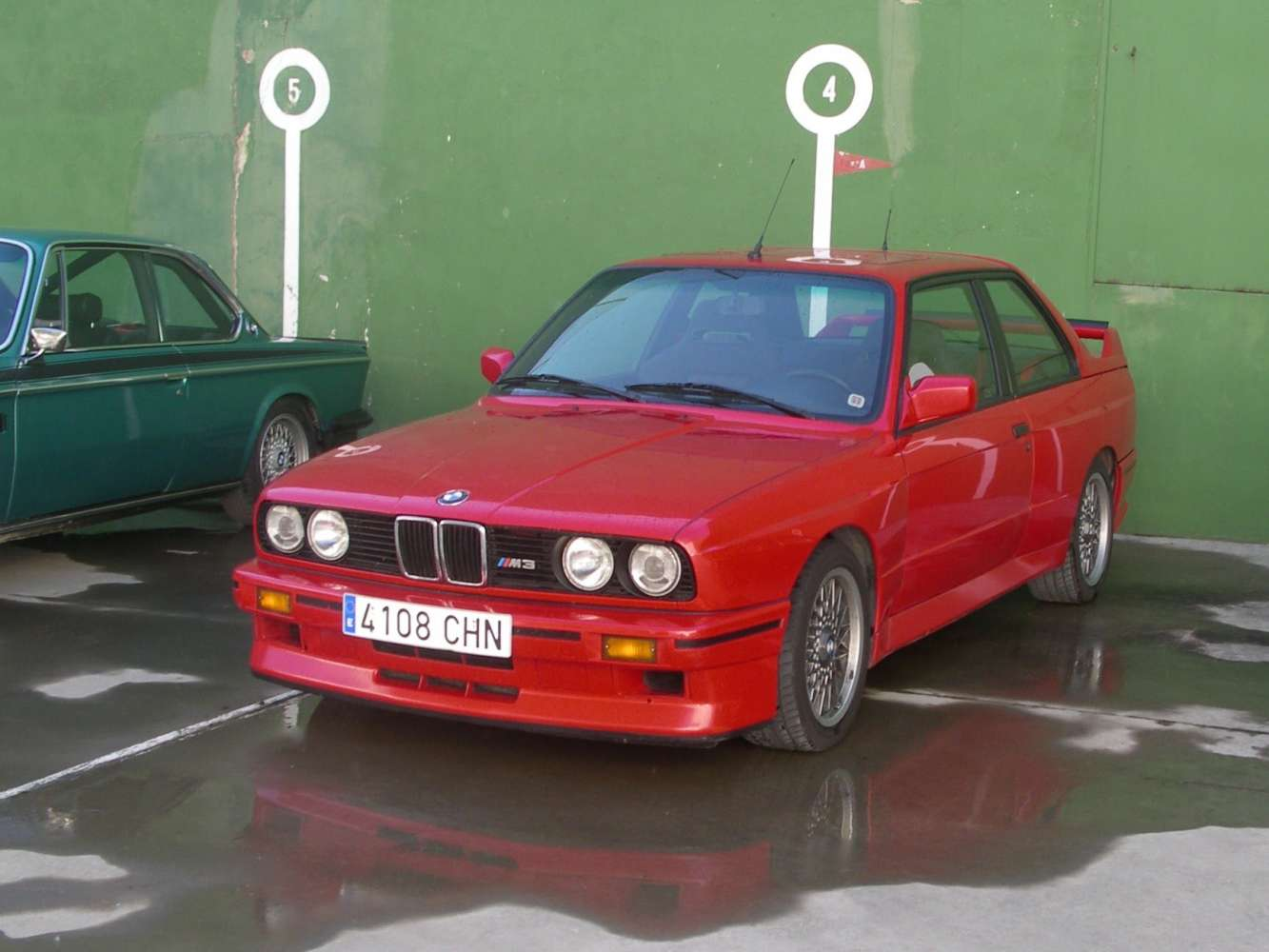 BMW E30 M3 Sport Evolution 110.000 Kms NorClassics Collection