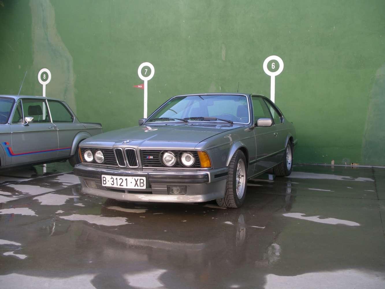 BMW E24 M635csi 118,000 Kms Colección NorClassics