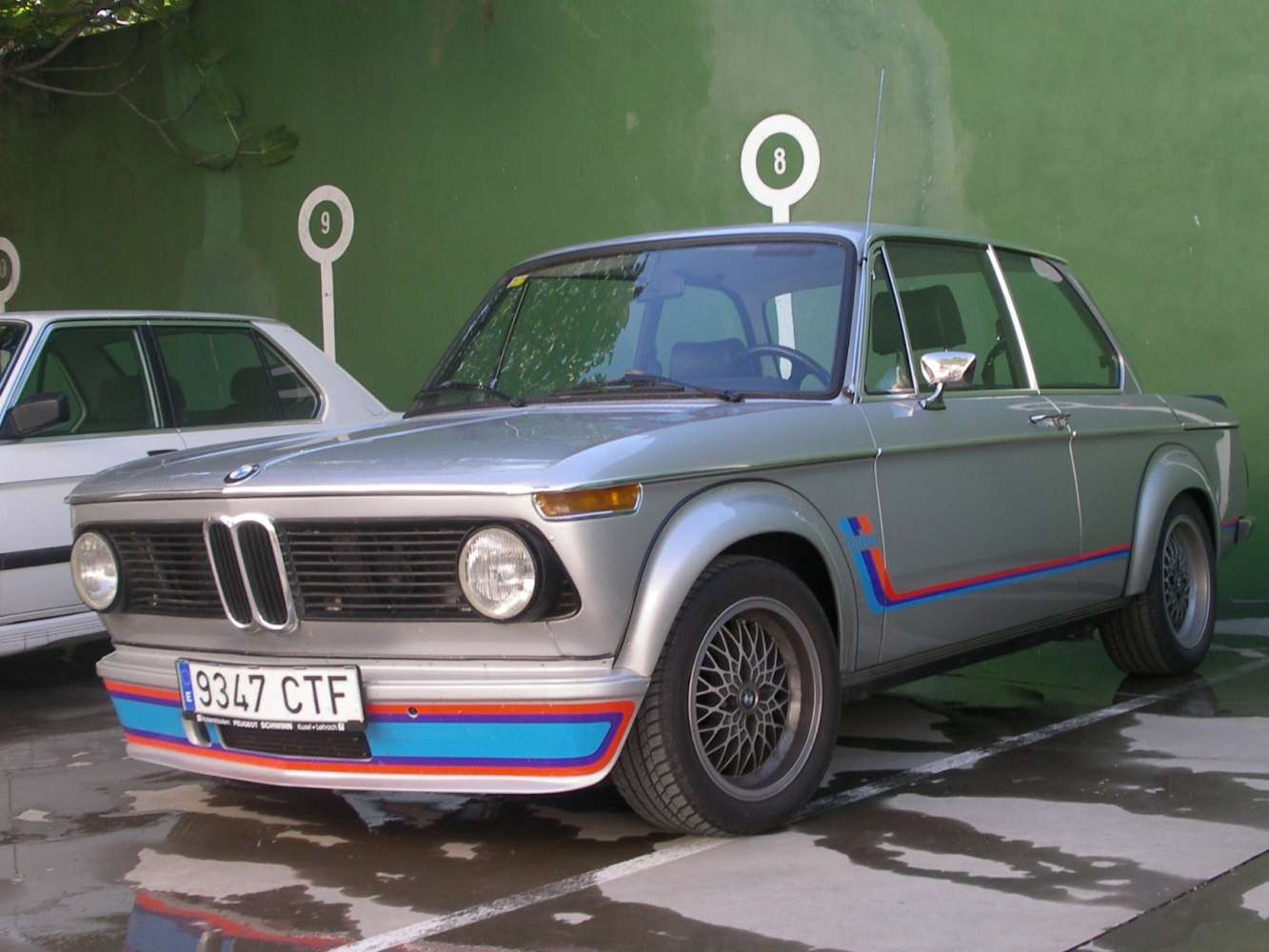 BMW 2002 Turbo 68,000 Kms NorClassics Collection