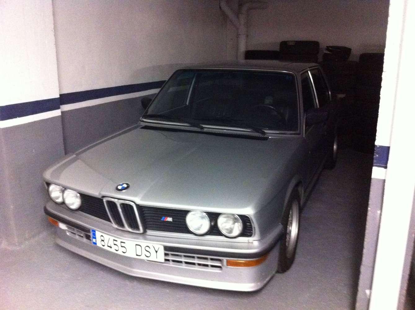 BMW E12 M535i 147,000 Kms