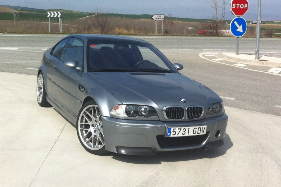 BMW E46 M3 CSL 40,000 Kms Collection NorClassics
