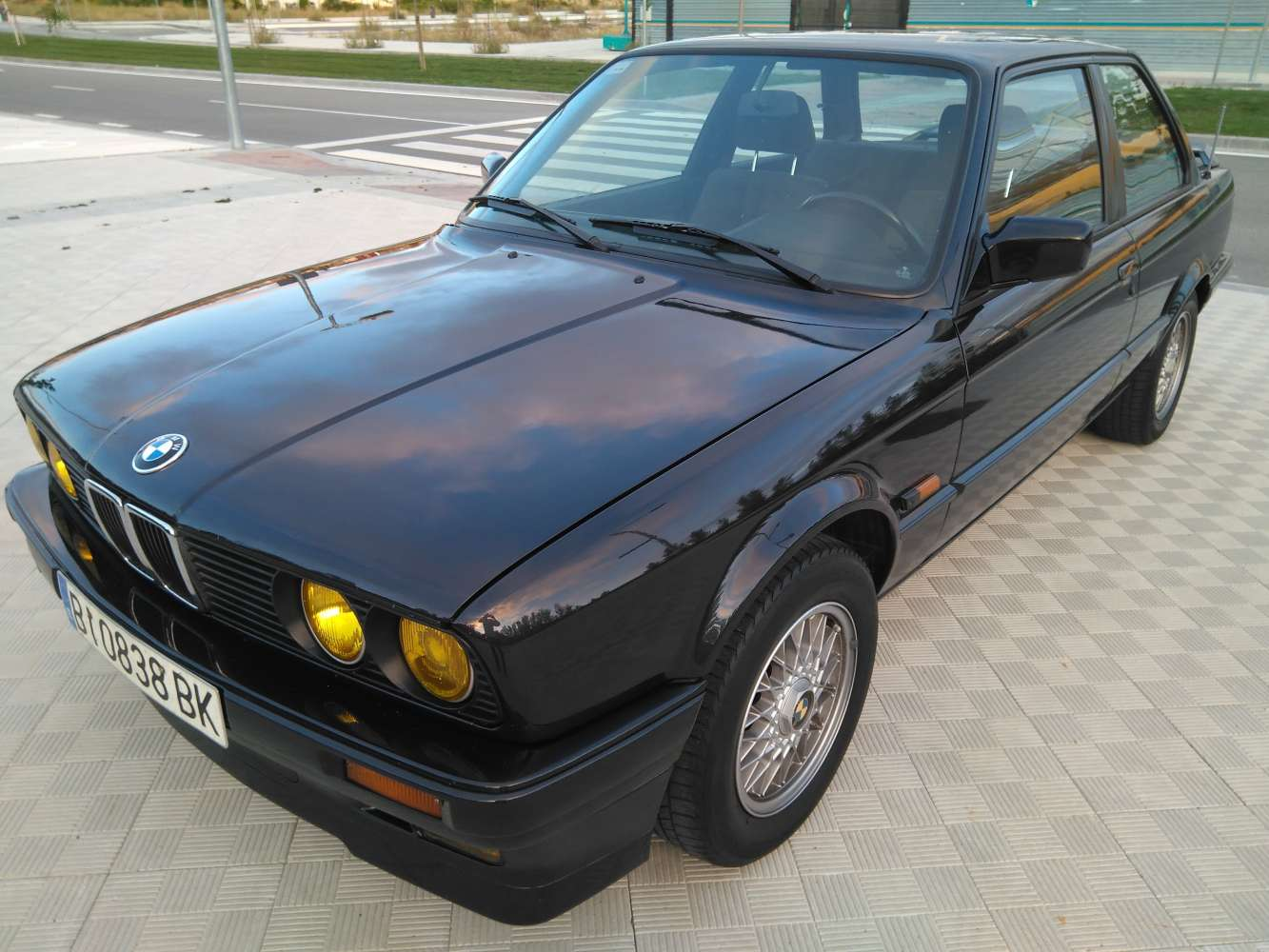 BMW E30 318is 1991