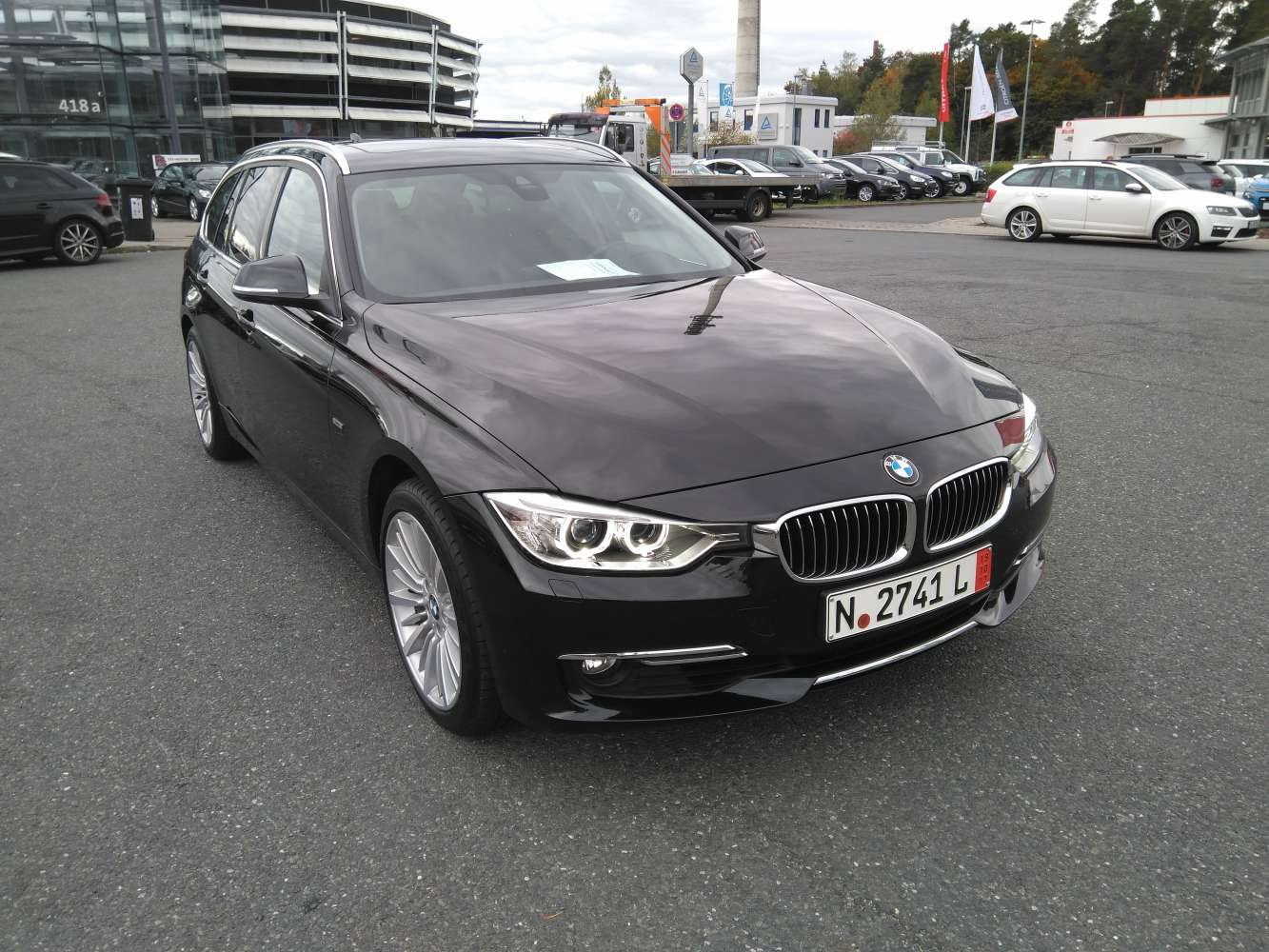BMW F31 330xd Luxury FULL 2014