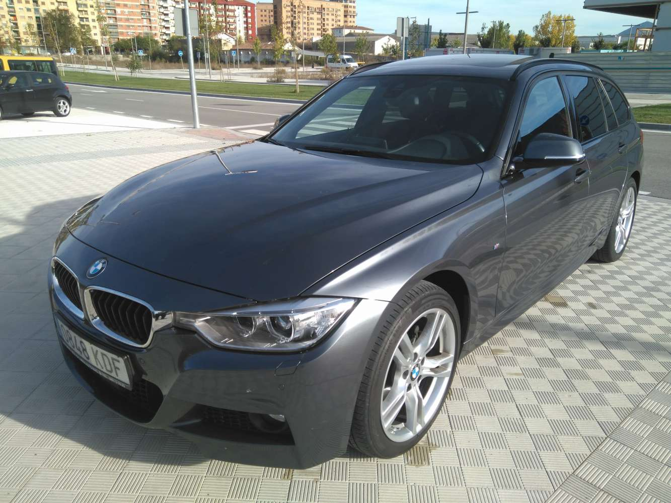 BMW F31 330xd Sport FULL 2014