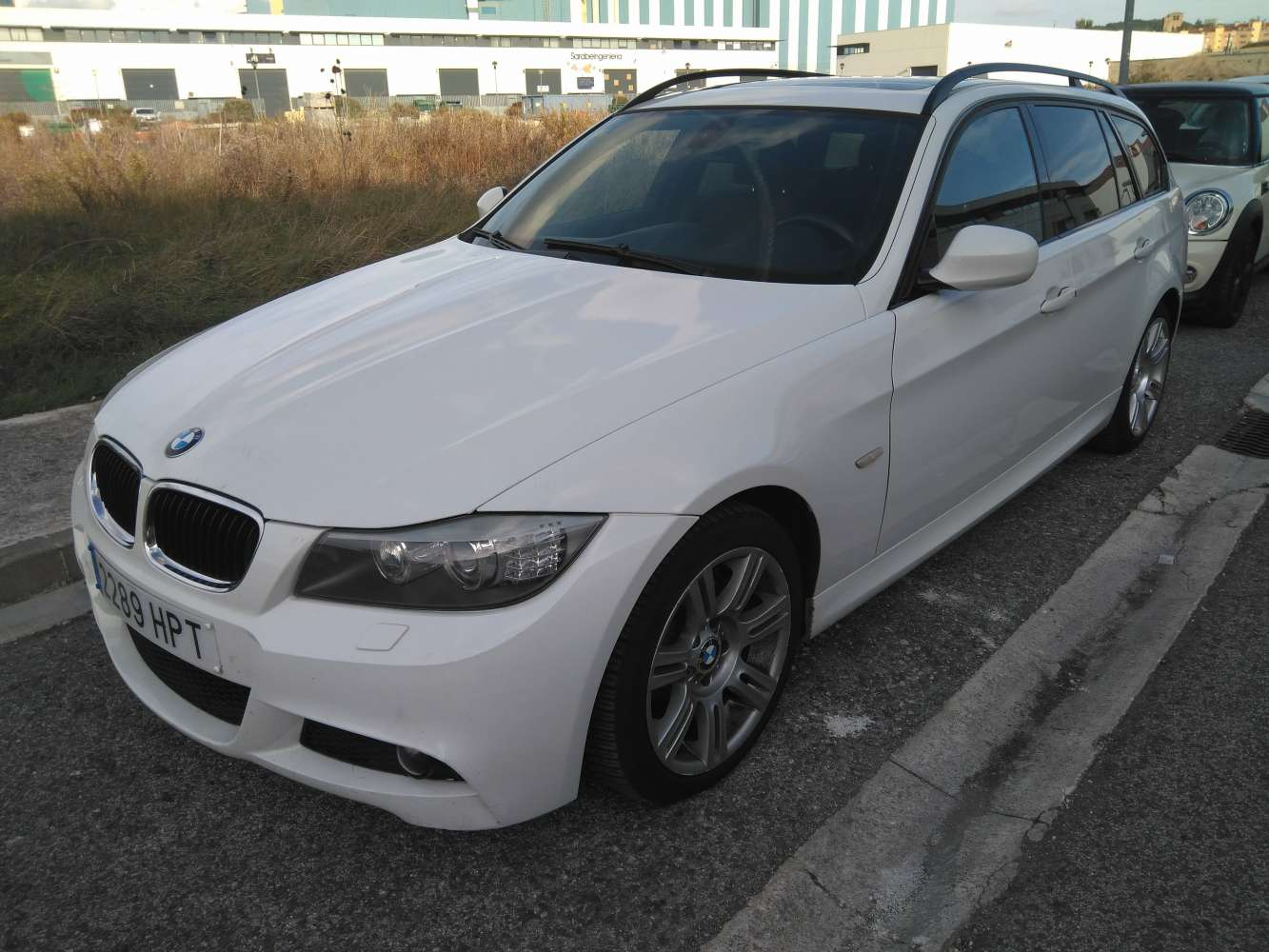 BMW E91 320xd Sport FULL 2008