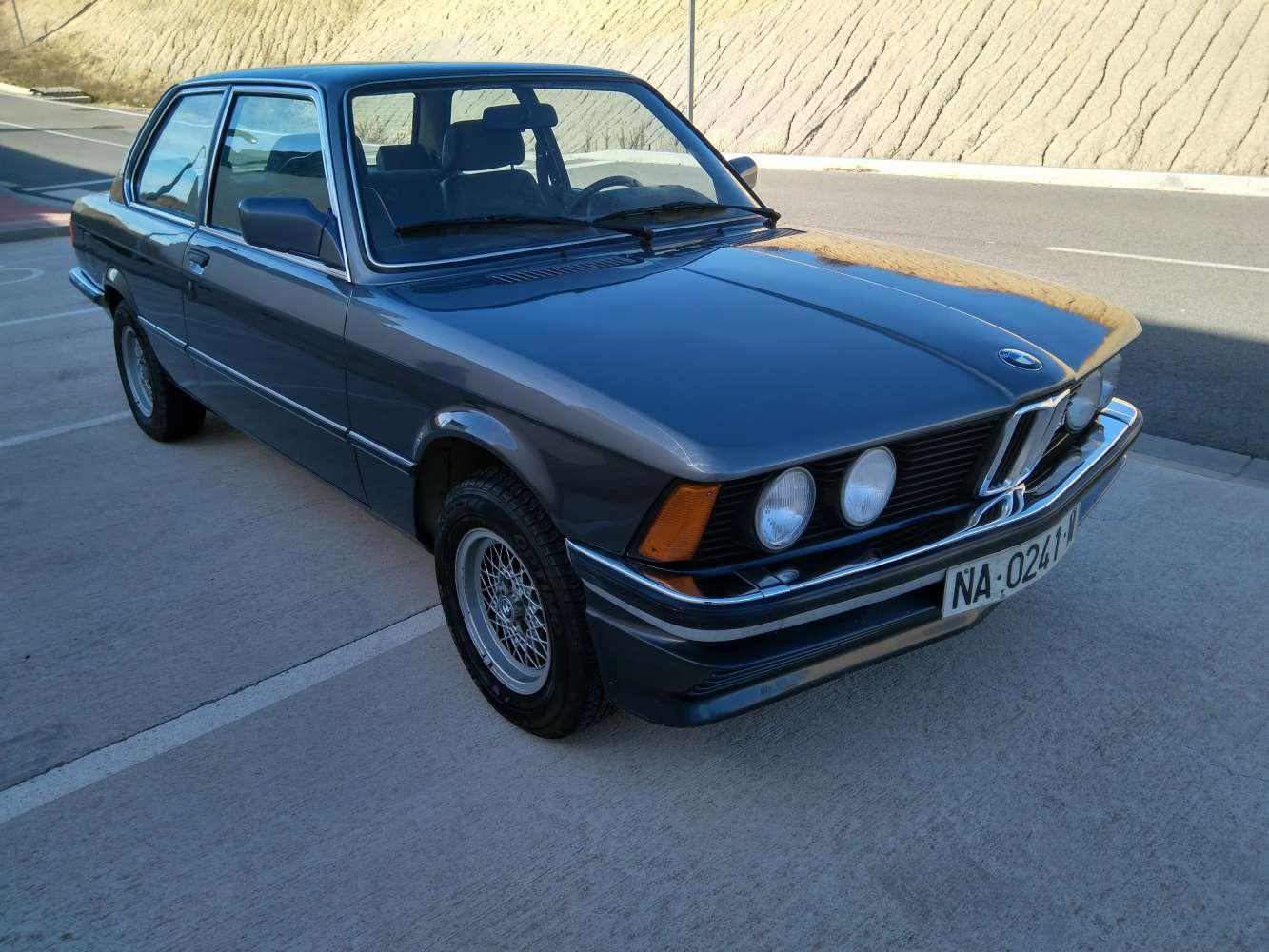 BMW E21 323i Edition S 1982