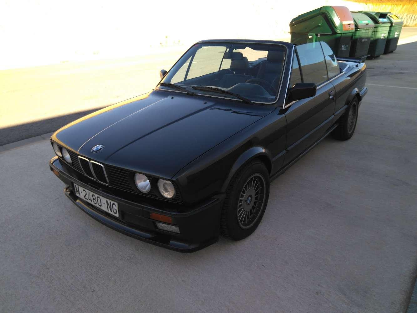 BMW E30 325i Cabriolet 1980