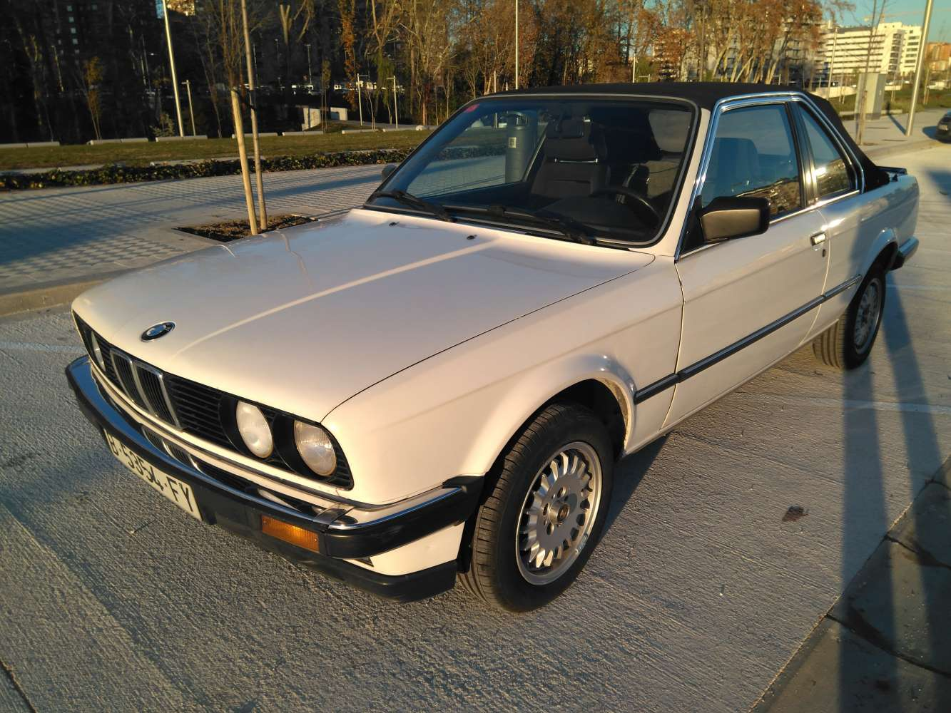 BMW E30 323i Baur (Recaro And LSD) 1983
