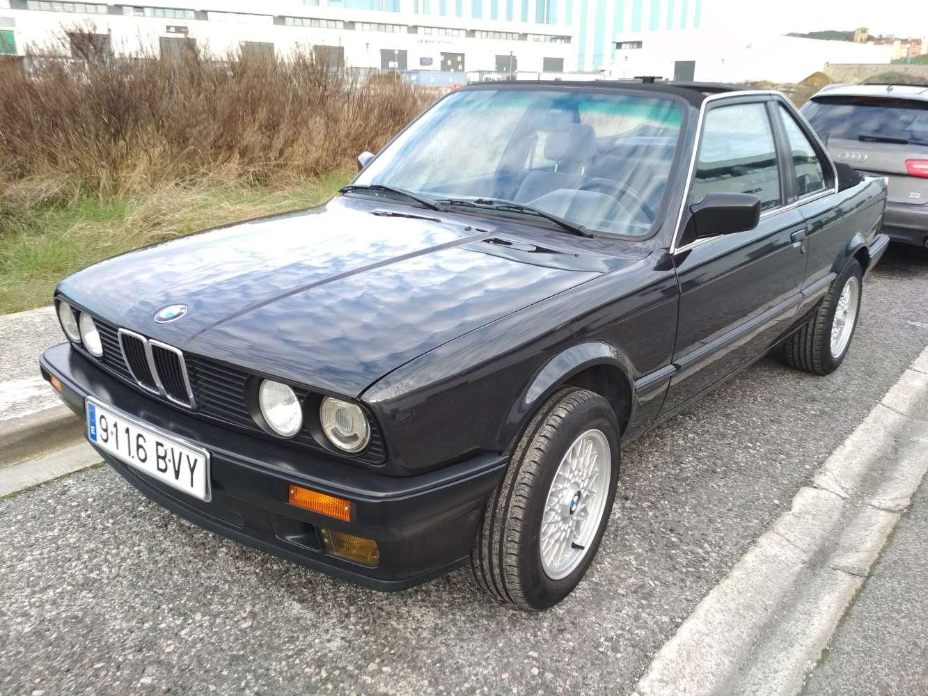 BMW E30 316i Baur 1991