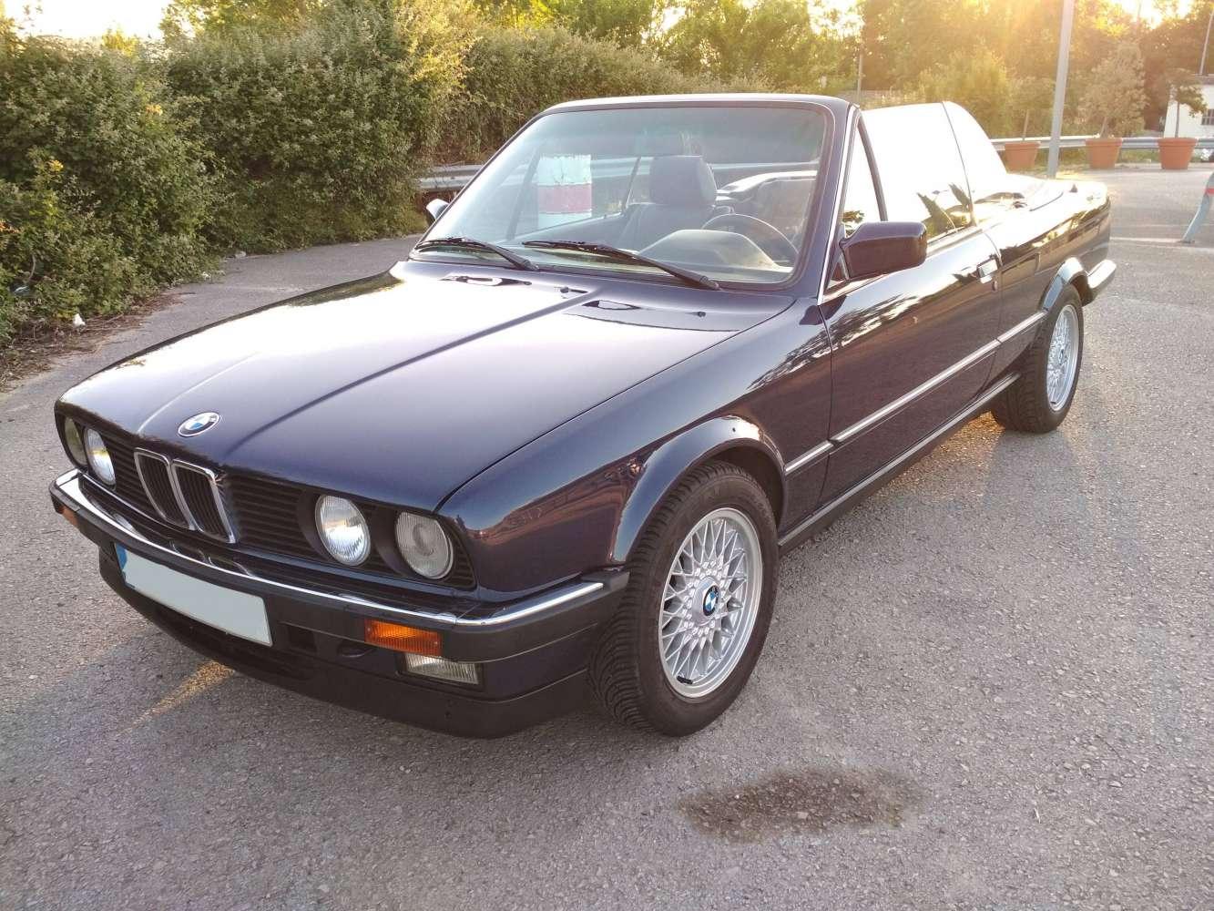 BMW E30 325i 1990 Cabriolet