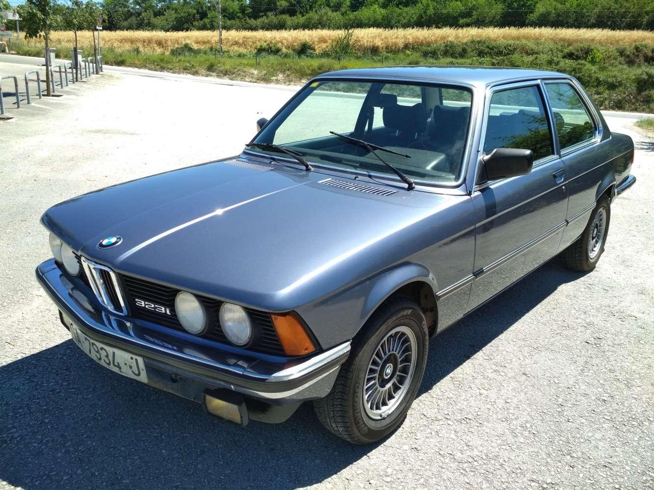BMW E21 323i 1980