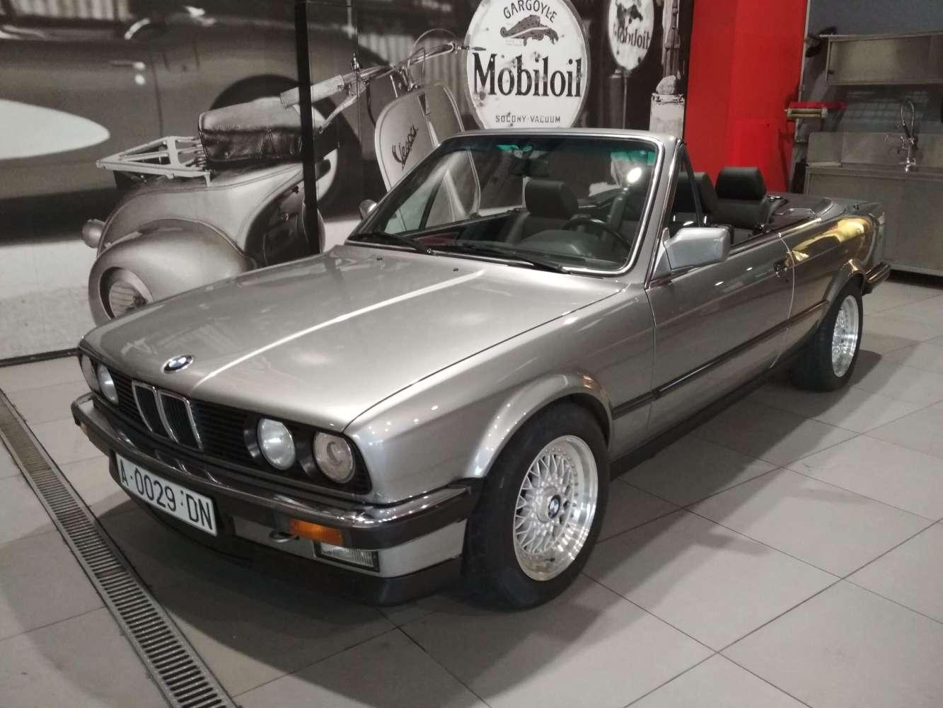 BMW E30 325i 1986 Cabriolet