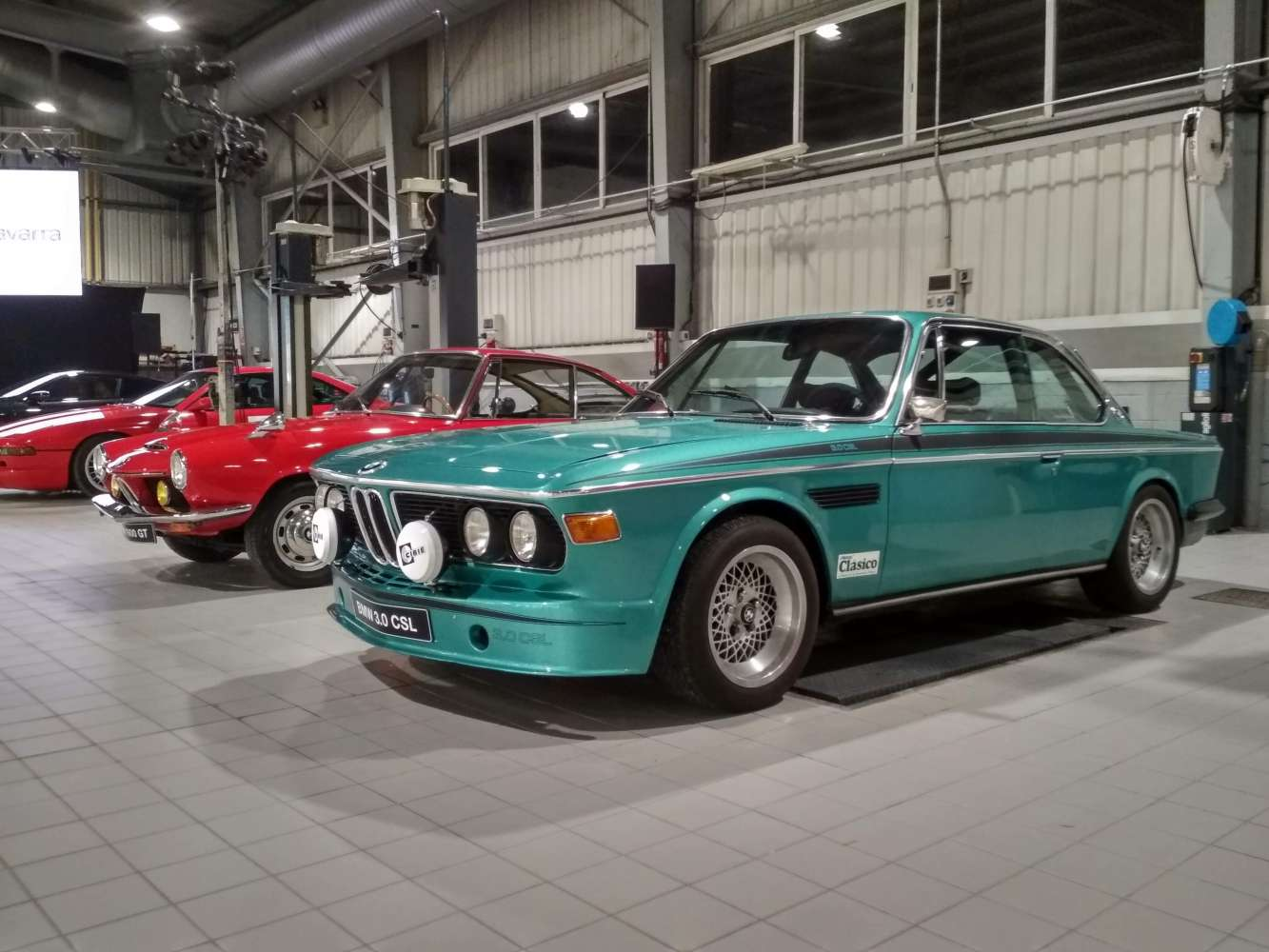 BMW 3,0 Csl E9 127,000 Kms NorClassics Collection