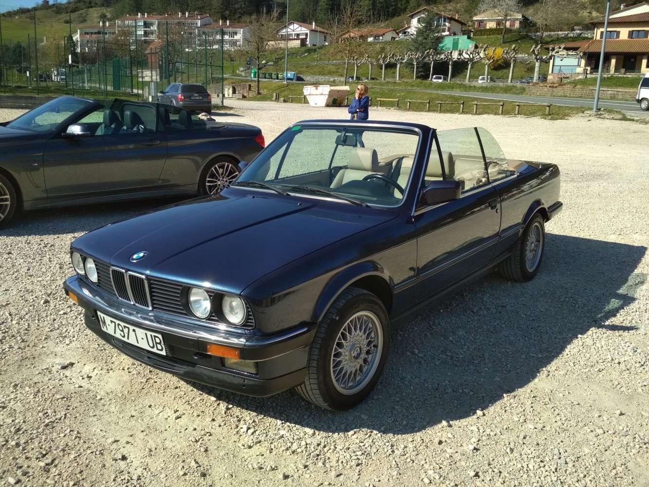BMW E30 325i 1988 Cabriolet