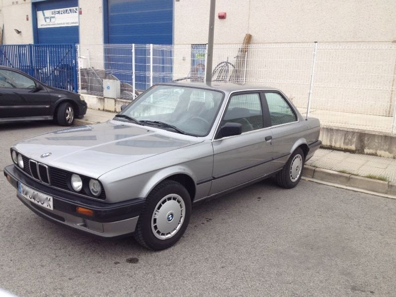 BMW E30 316I COUPE 1990