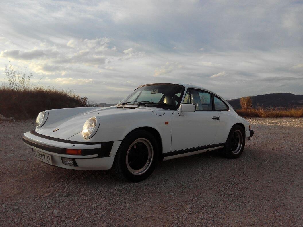PORSCHE 911 CARRERA 3,2 1986