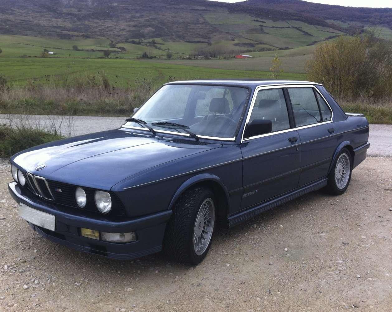 BMW E28 M535I 1984