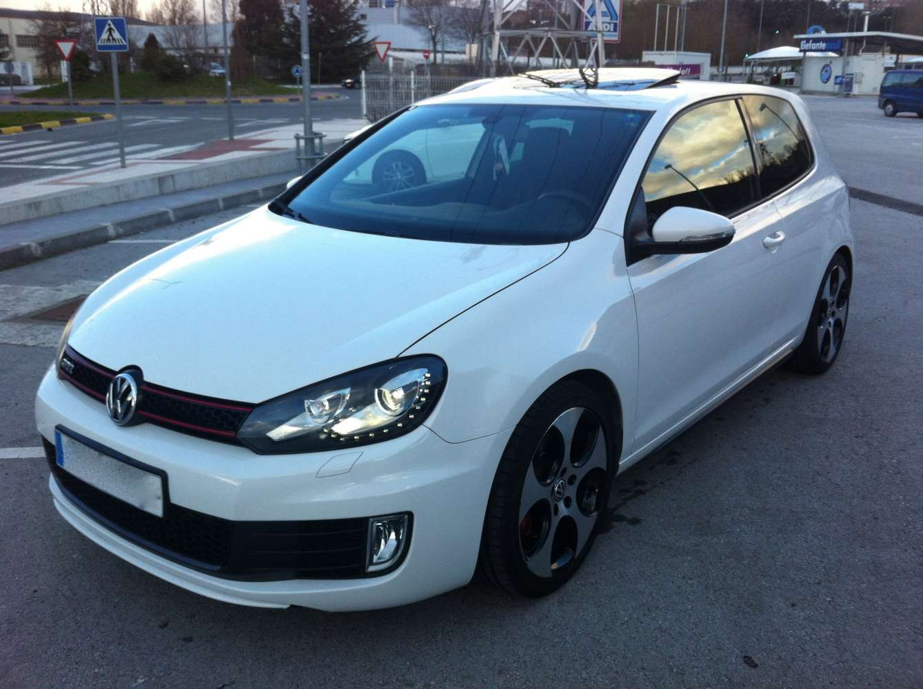 VW GOLF VI GTI FULL 2013