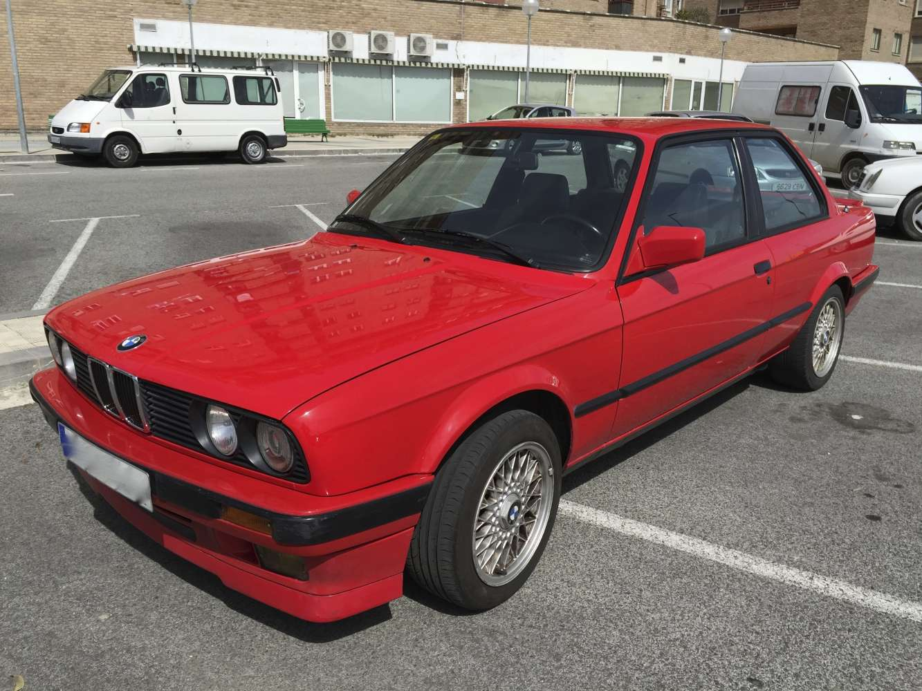 BMW E30 318IS 1990