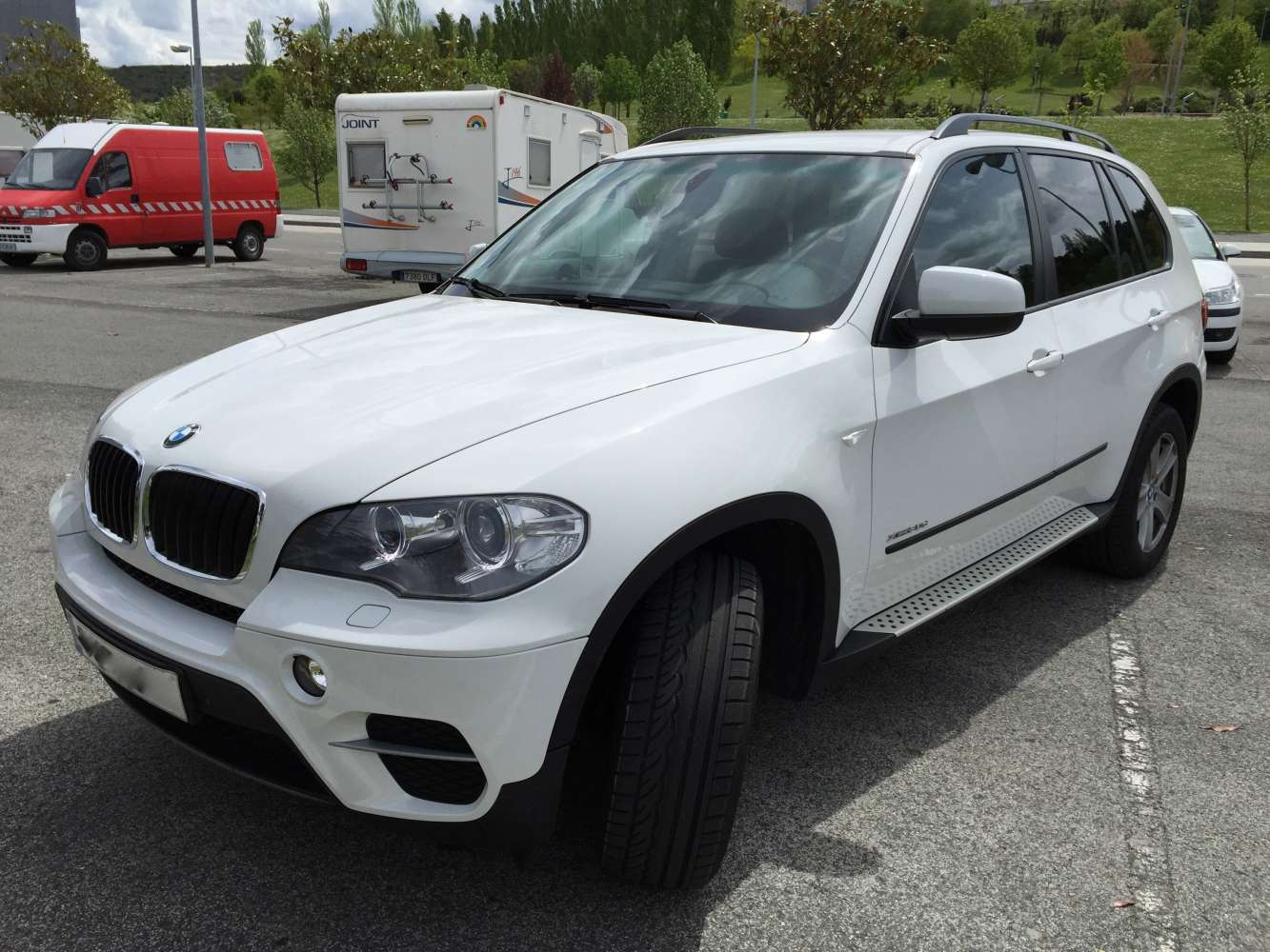 BMW E70 X5 3,0XD 2012