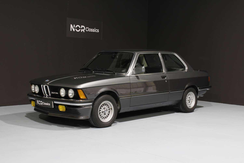 BMW E21 323i EDITION S BICOLOR 1982