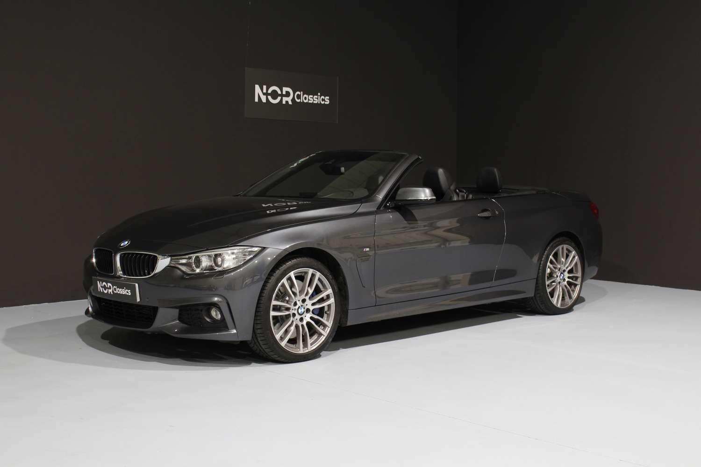 BMW F33 435D Xdrive Cabrio Pack M 2015