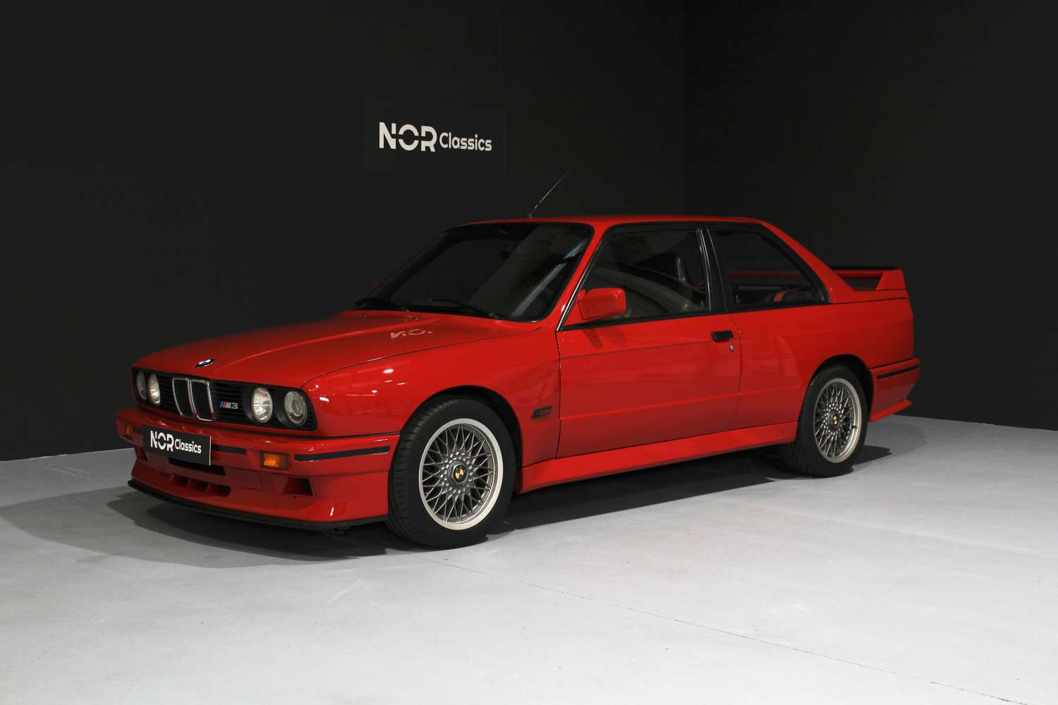 BMW E30 M3 Sport Evolution 1990