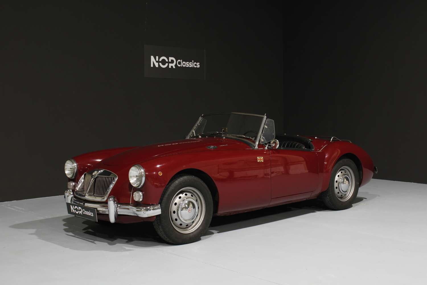 MG A 1600 Mark II 1962 Roadster