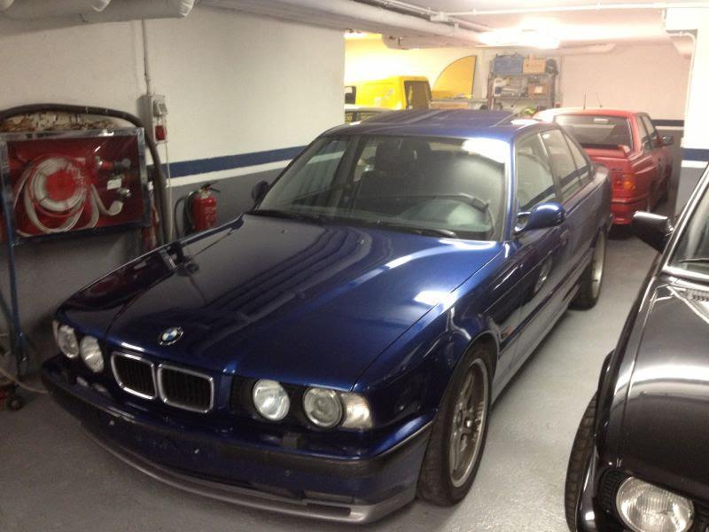 BMW E34 M5 178,000 Kms