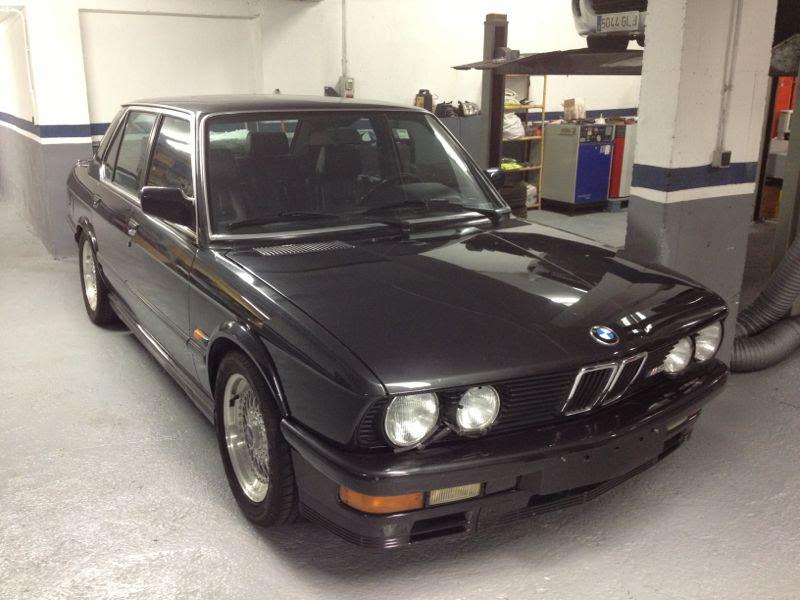 BMW E28 M5 109,000 Kms