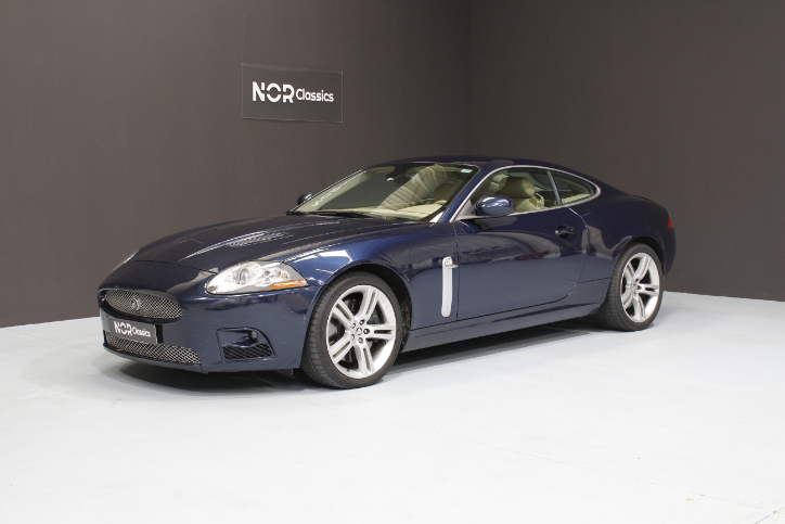 Jaguar XKR SuperCharged 420HP 2008