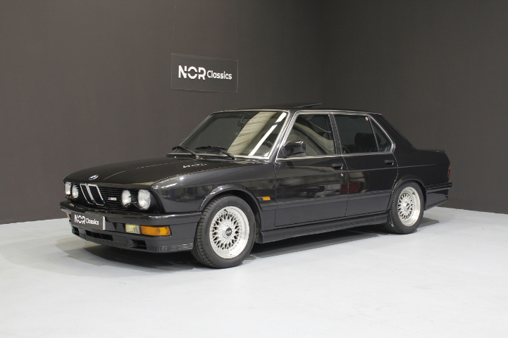 BMW M5 E28 1986 Available Soon