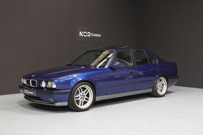 BMW M5 E34 1995 Pronto A La Venta