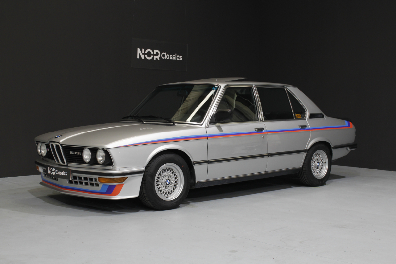 BMW M535i E12 1981 Available Soon