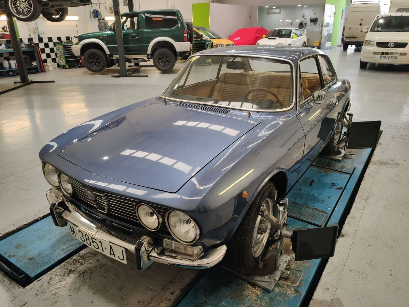 Alfa Romeo 2000 Gtv 1974 Soon For Sale