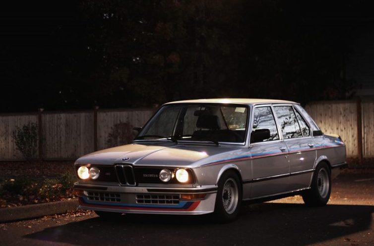 BMW M535i E12 1981 Pronto A La Venta