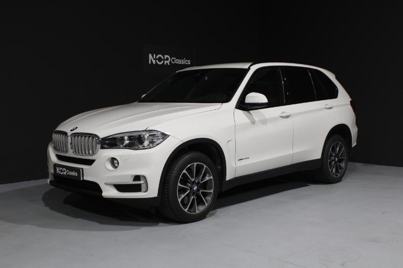 BMW X5 40d 31,000 Kms 2018