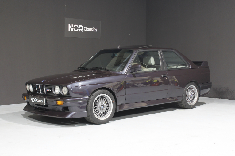 BMW E30 M3 Evolution 2 1988