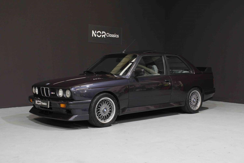 BMW E30 M3 EVO II 1988 RESERVADO