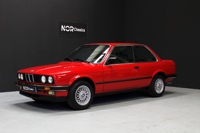 BMW E30 325i Coupe 1987