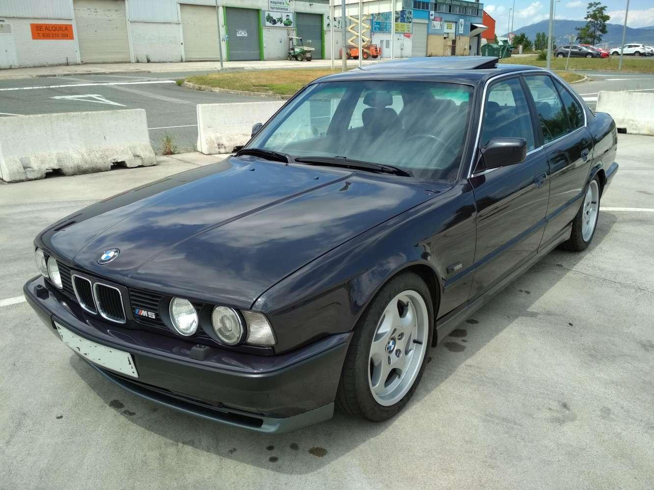 BMW E34 M5 3,6 1990