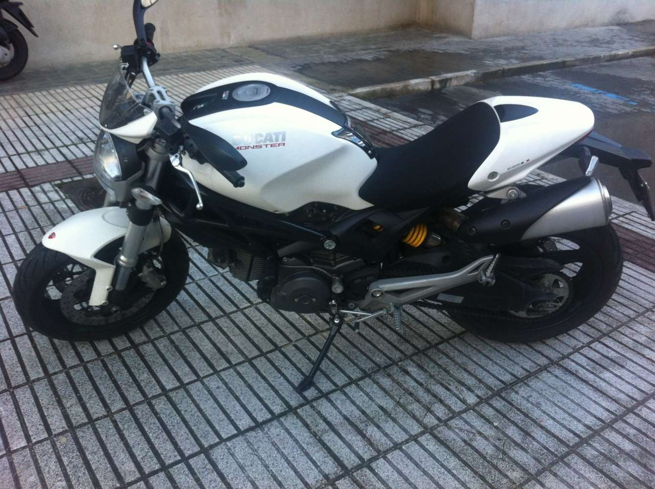 Ducati Monster 696 Abs 2009